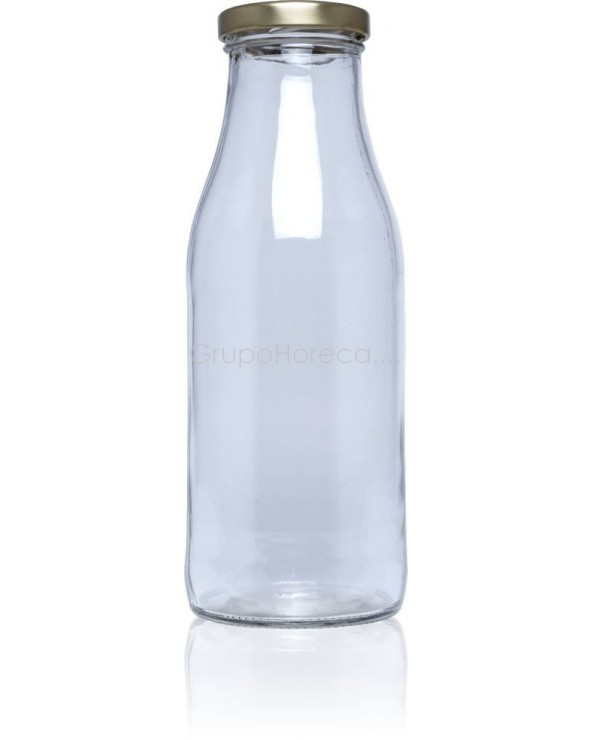 24 Botellas 250ML ó 500ML sin Tapa