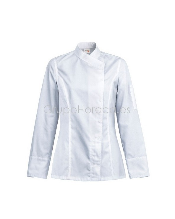 Chaquetilla INTUITION CLEMENT ML Blanca
